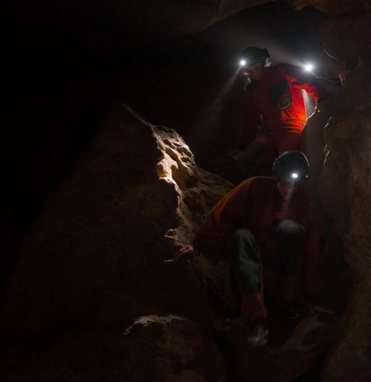 Adventure Caving 7